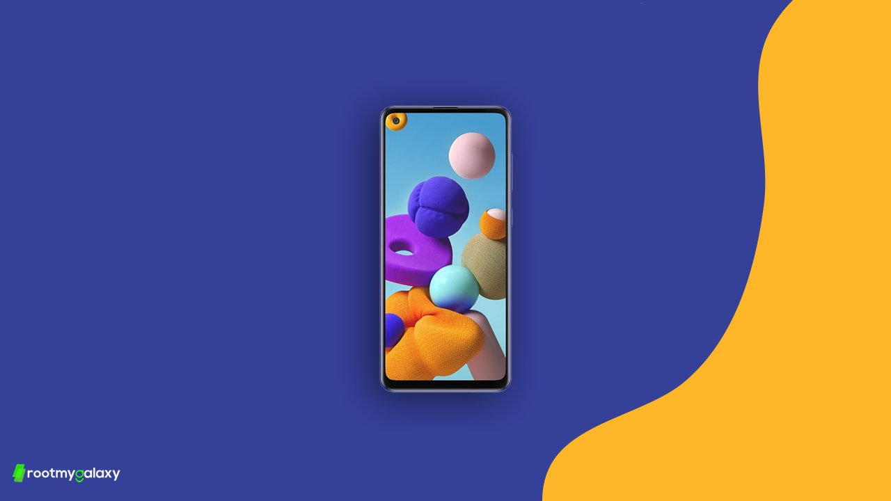 Galaxy A21s Stock ROM (Firmware)
