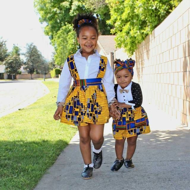 AMAZING ANKARA STYLES FOR YOUR LITTLE KIDS   African dresses for kids, Kids  dress, Ankara styles for kids