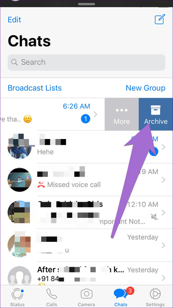 Whatsapp Chat Archive 16