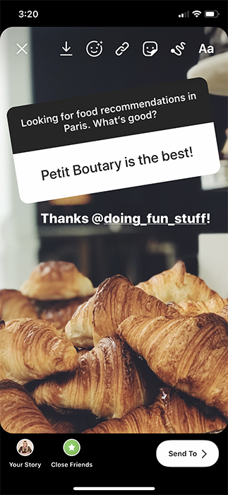 share-instagram-story-question-response